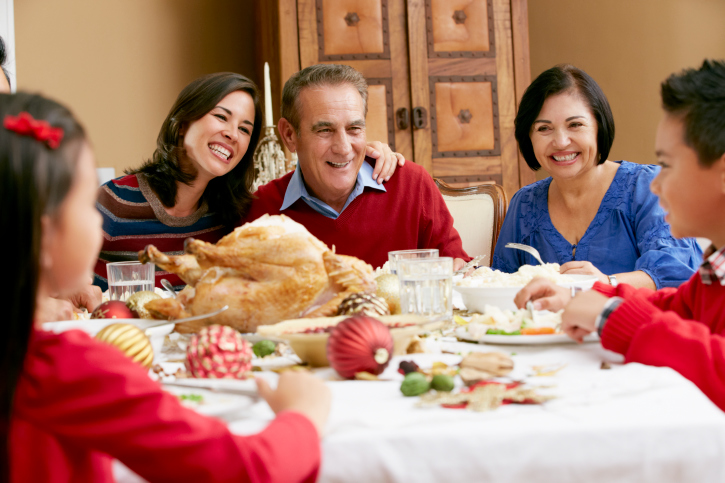 Tips for healthier holiday meals